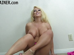 Imagine pounding my pussy while you jerk off JOI